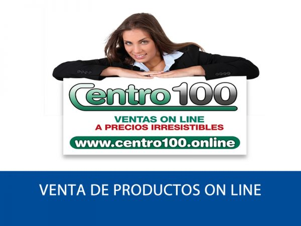 VENTA DE PRODUCTOS ON LINE